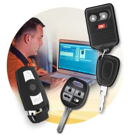 Fast Effortless Car Key Replacement - car key replacement - All Valley Pop-A-Lock® can duplicate your vehicle smart Car Key Replacement quickly and less expensive than the dealership. We can meet you wherever you are and in most cases create your smart key on the spot. All Valley Pop-A-Lock technicians are thoroughly trained to perform programming of transponder, VAT & smart keys for any make or model vehicle, and we guarantee our work to be of the highest level.